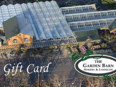 Garden Barn Gift Card - Aerial