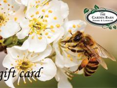 Garden Barn Gift Card - Honeybee