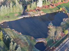 Garden Barn Pond